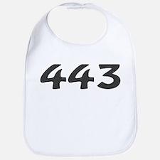 443 Area Code Bib