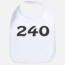 240 Area Code Bib