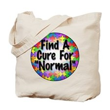 Cure Normal Tote Bag