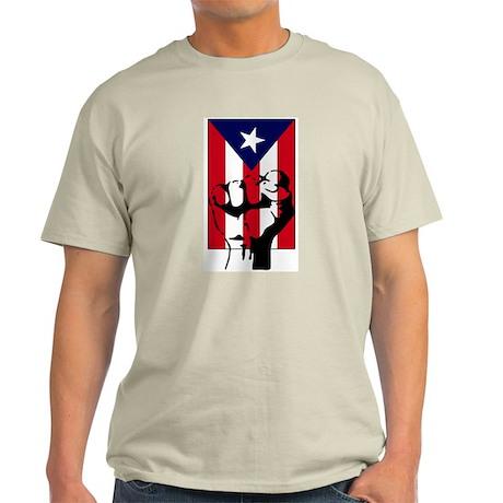 Puerto rican pride Light T-Shirt