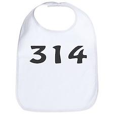 314 Area Code Bib
