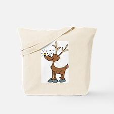 Rainbow Pride Deer Tote Bag