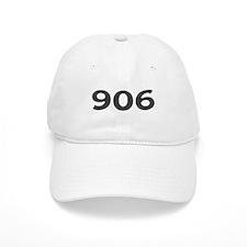 906 Area Code Baseball Cap