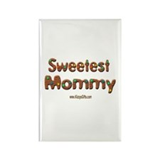 SWEETEST MOMMY Rectangle Magnet