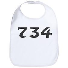 734 Area Code Bib