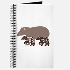 Tapir Family A Journal