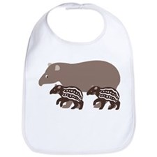 Tapir Family A Bib