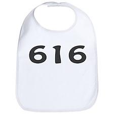 616 Area Code Bib