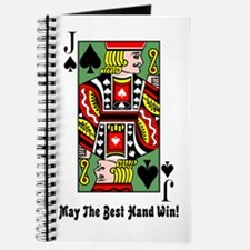 May The Best Hand Win Journal