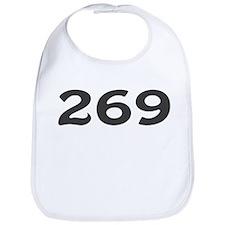 269 Area Code Bib