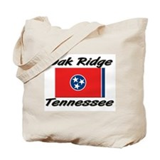 Oak Ridge Tennessee Tote Bag