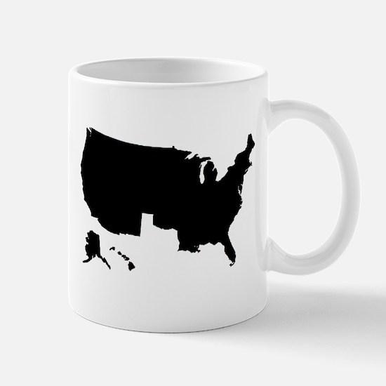 No Texas Coffee Mug