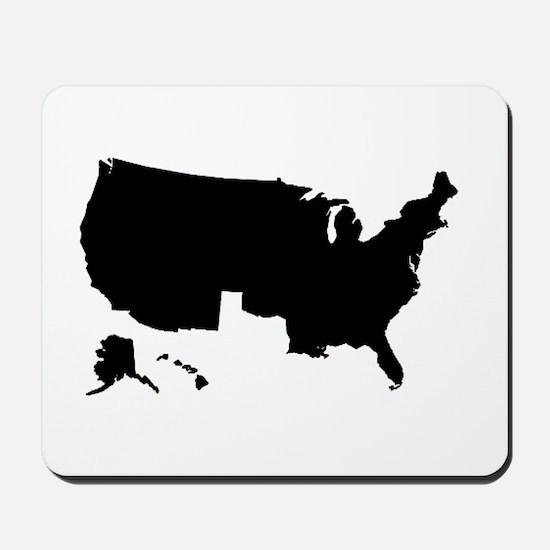No Texas Mousepad