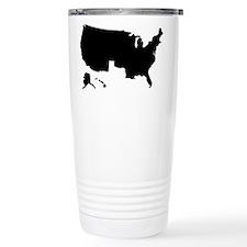 No Texas Travel Mug