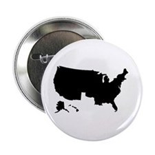 "No Texas 2.25"" Button"