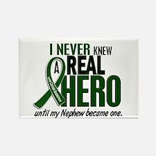 REAL HERO 2 Nephew LiC Rectangle Magnet