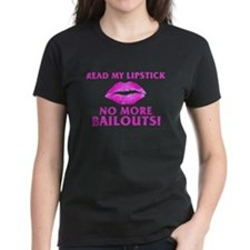 Read My Lipstick Tee