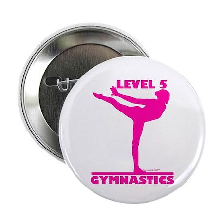 Gymnastics Buttons (10) - Level 5