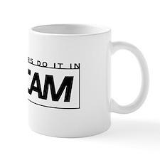 HDCAM Novelty Mug