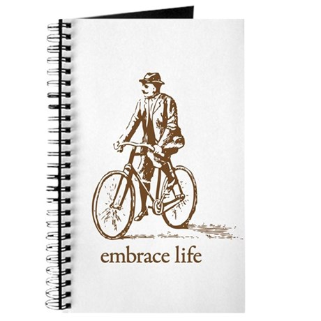 'embrace life' Journal