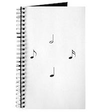 Cute Music wall Journal