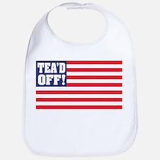 Tea'd Off! Bib