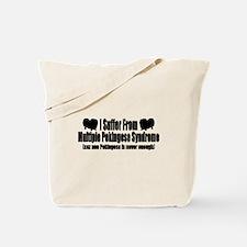 Pekingese Tote Bag