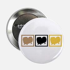 """Pekingese 2.25"""" Button"""