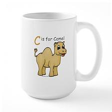 C is for Camel Mug
