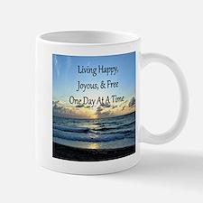 LIVING HAPPY Mug