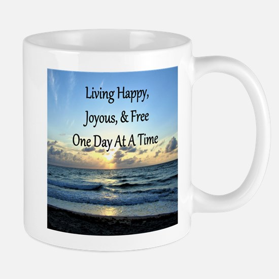 LIVING HAPPY Mug