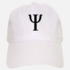 Psi (Greek) Baseball Baseball Cap