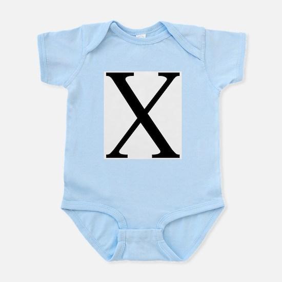 Chi (Greek) Infant Creeper