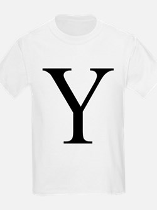 Upsilon (Greek) Kids T-Shirt