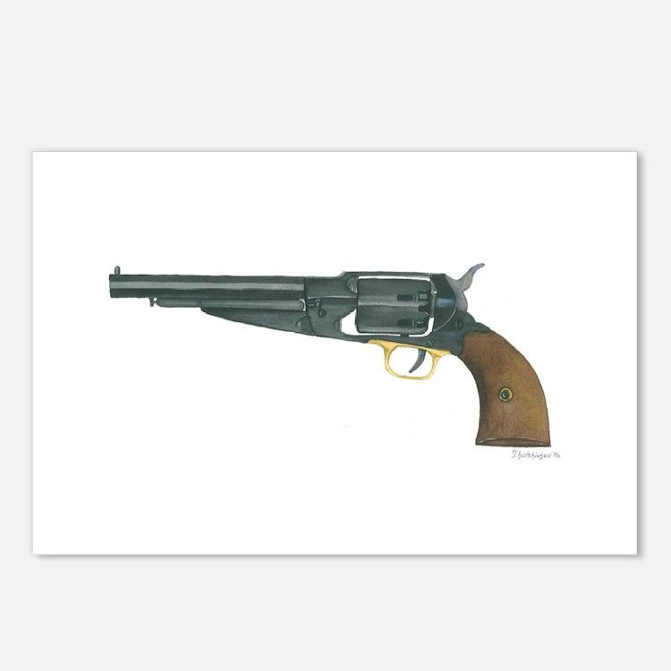 Civil War Firearm Postcards (Package of 8)