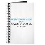 Prostate Patient Deadly Ninja Journal
