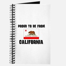 Proud To Be From Be CALIFORNIA Journal