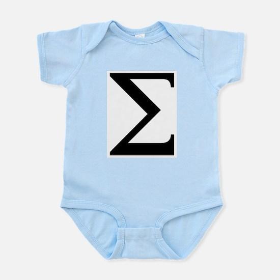 Sigma (Greek) Infant Creeper