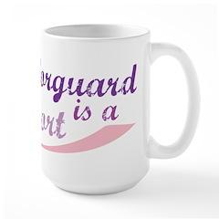 Colorguard is a Sport Mug