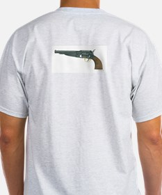 Civil War Firearm II Ash Grey T-Shirt
