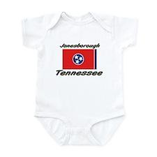 Jonesborough Tennessee Infant Bodysuit