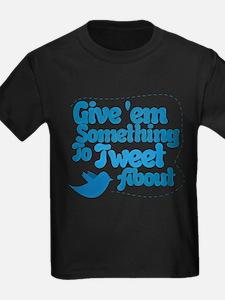 Tweet Blue Bird T
