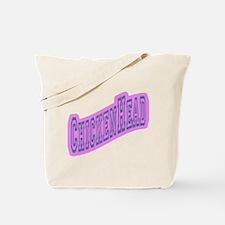 ChickenHead Tote Bag