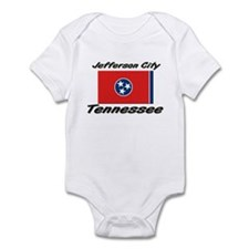 Jefferson City Tennessee Infant Bodysuit