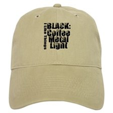 BLACK METAL Baseball Cap