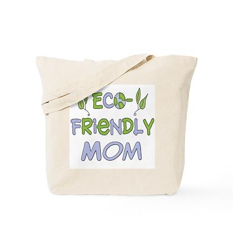 Eco Friendly Mom Tote Bag