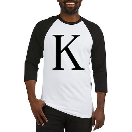 Kappa (Greek) Baseball Jersey