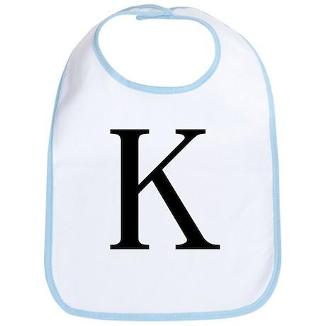Kappa (Greek) Bib