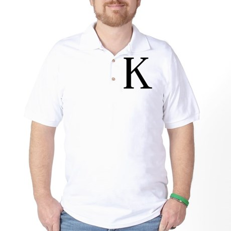 Kappa (Greek) Golf Shirt