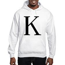 Kappa (Greek) Hoodie